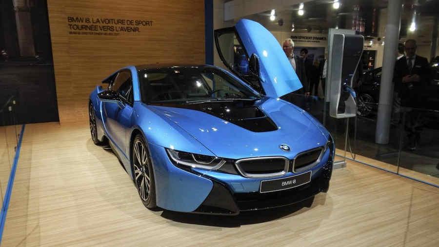 Fallimento auto elettriche BMW i8