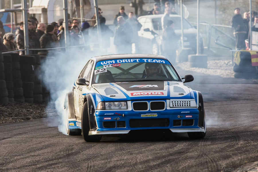 Drifting traversi