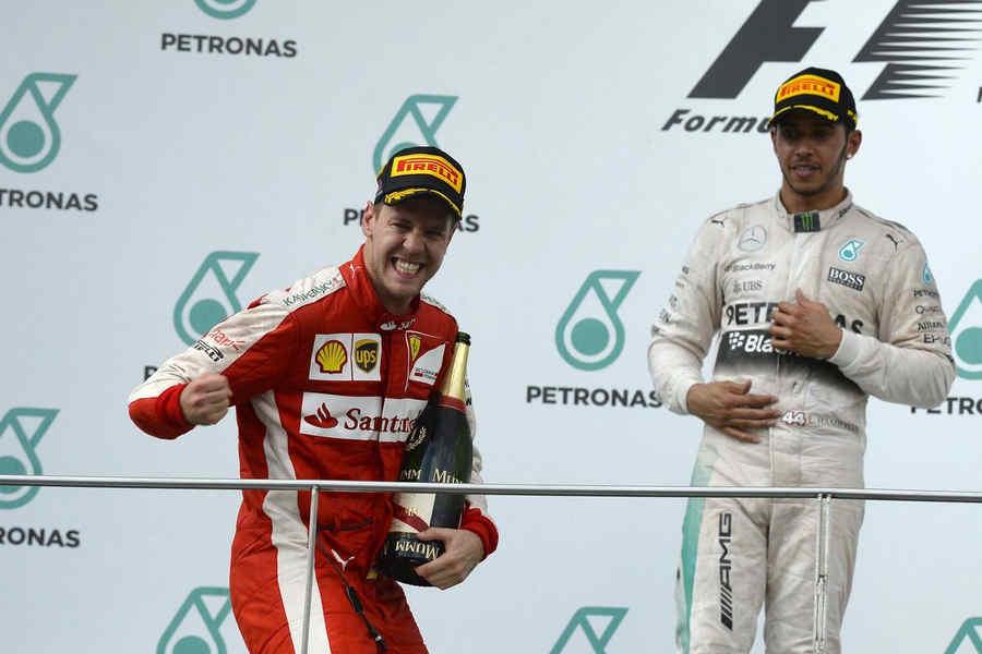 Photo of F1 2015 vittoria Ferrari in Malesia [classifiche]