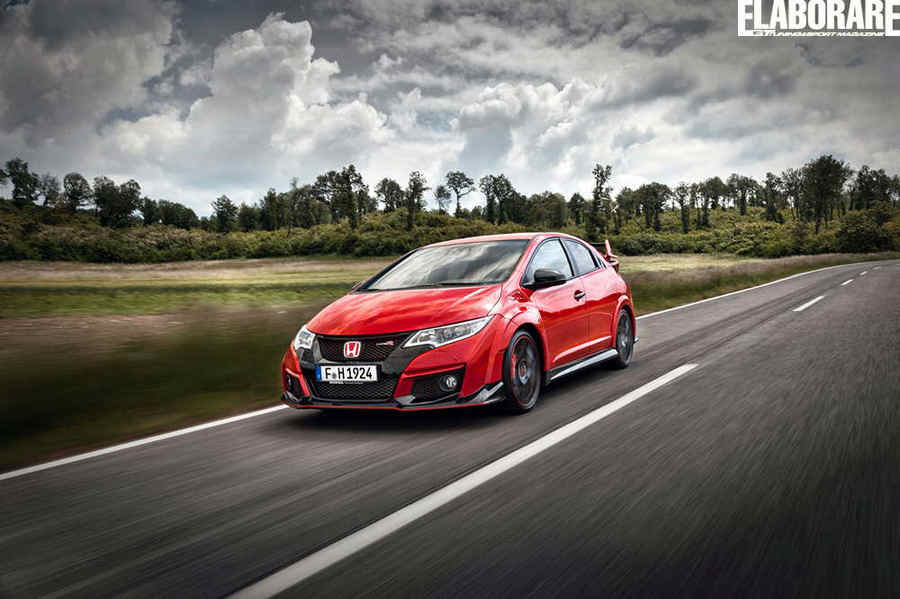 Photo of Honda Civic Type R Official