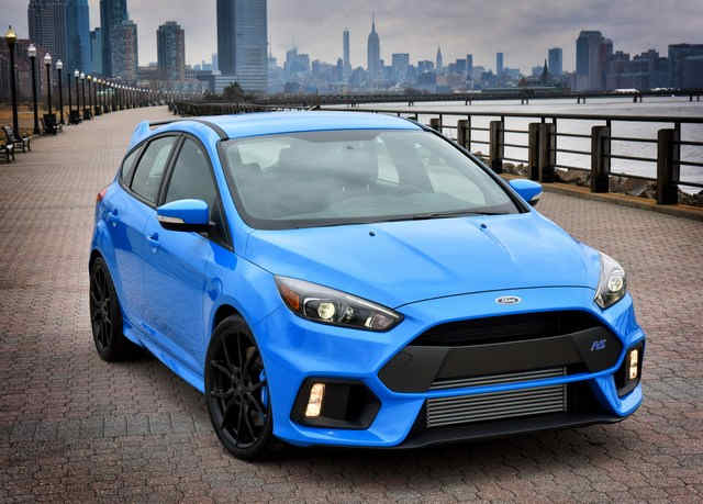 Photo of Focus RS 350 CV FOTO