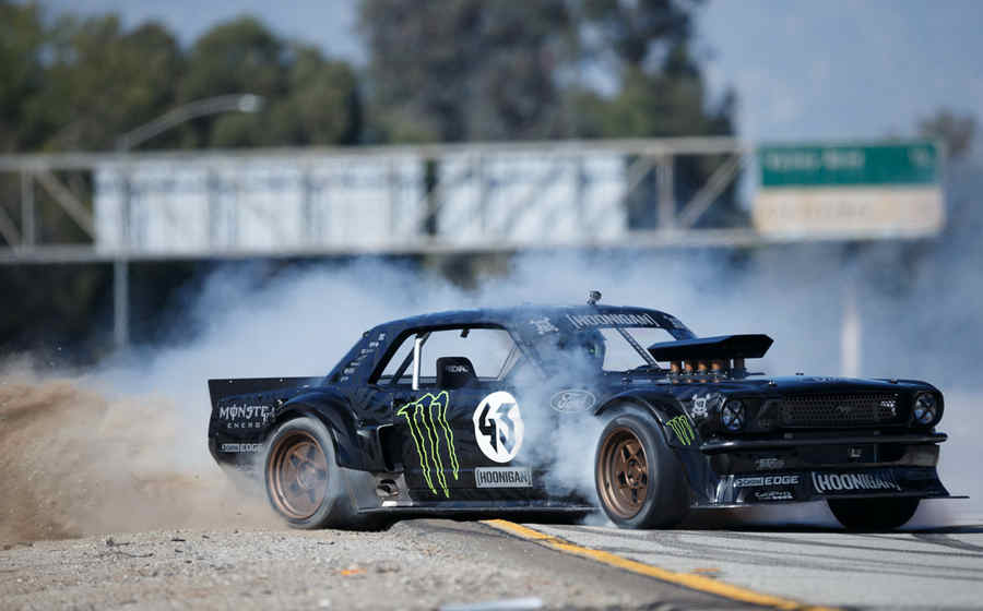 Ford-Mustang-Hoonicorn -RTR