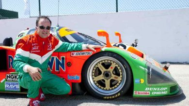 Photo of L'urlo del Wankel! MAZDA 787B test esclusivo