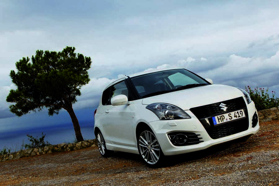 Photo of Con Suzuki Swift tutto compreso