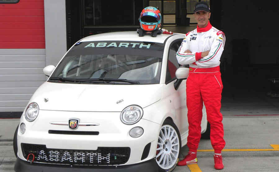 Photo of Bertolini su Abarth 695 215 CV Imola