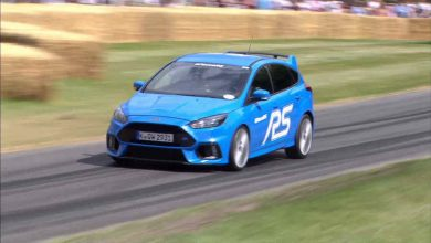 Photo of VIDEO Ken Block on track Focus RS Goodwood 2015