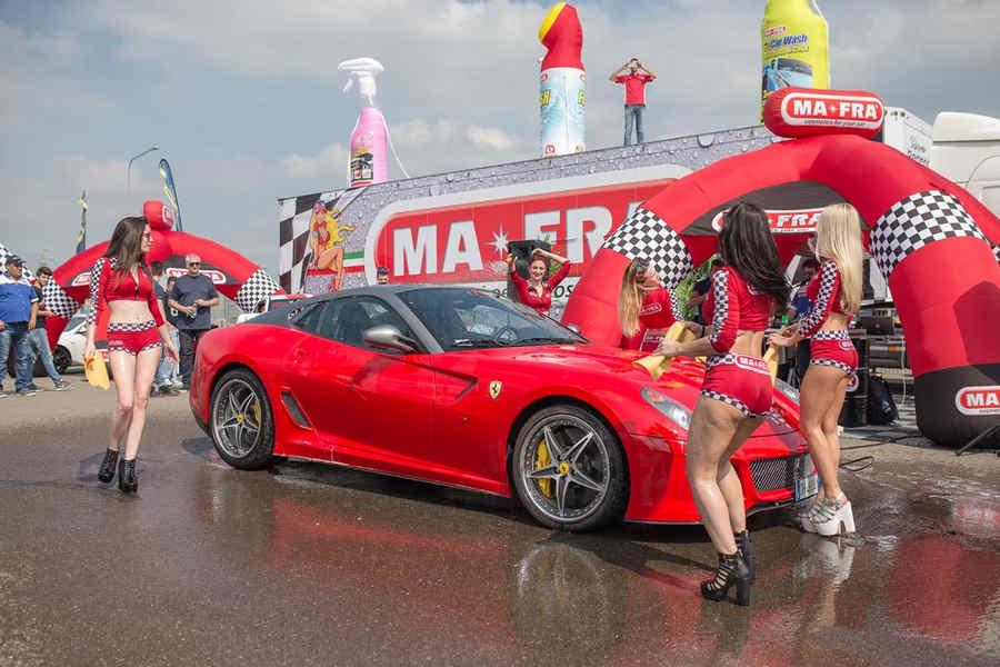 sexy car wash mafra elaborare day evento