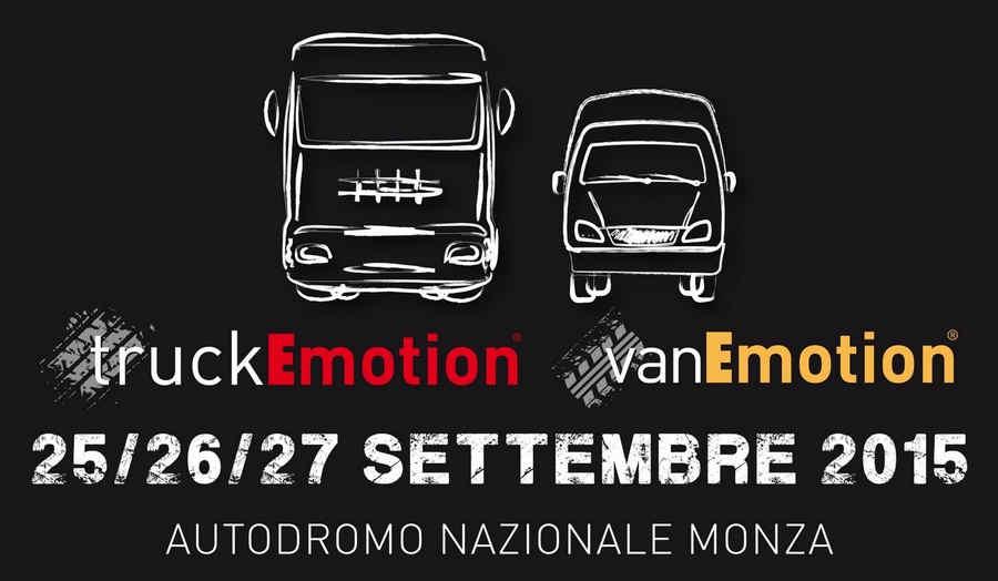 Photo of truckEmotion & vanEmotion Monza