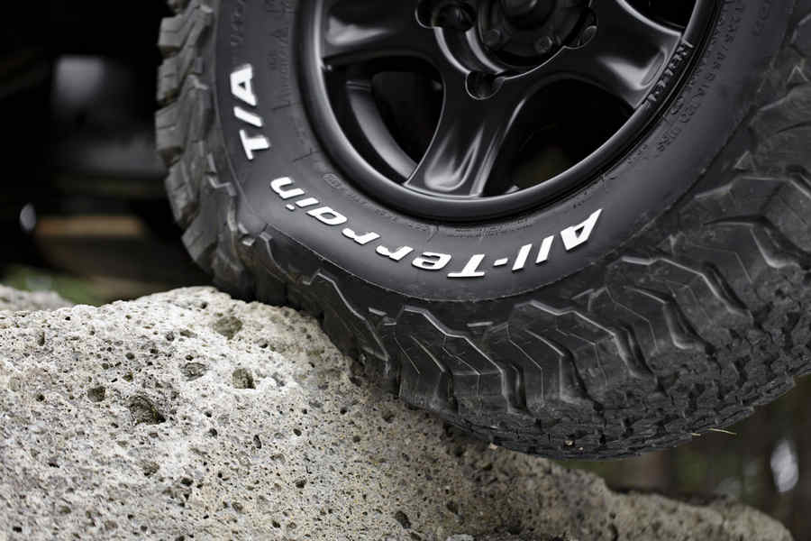 Photo of Nuovo All Terrain T/A KO2 di BFGoodrich
