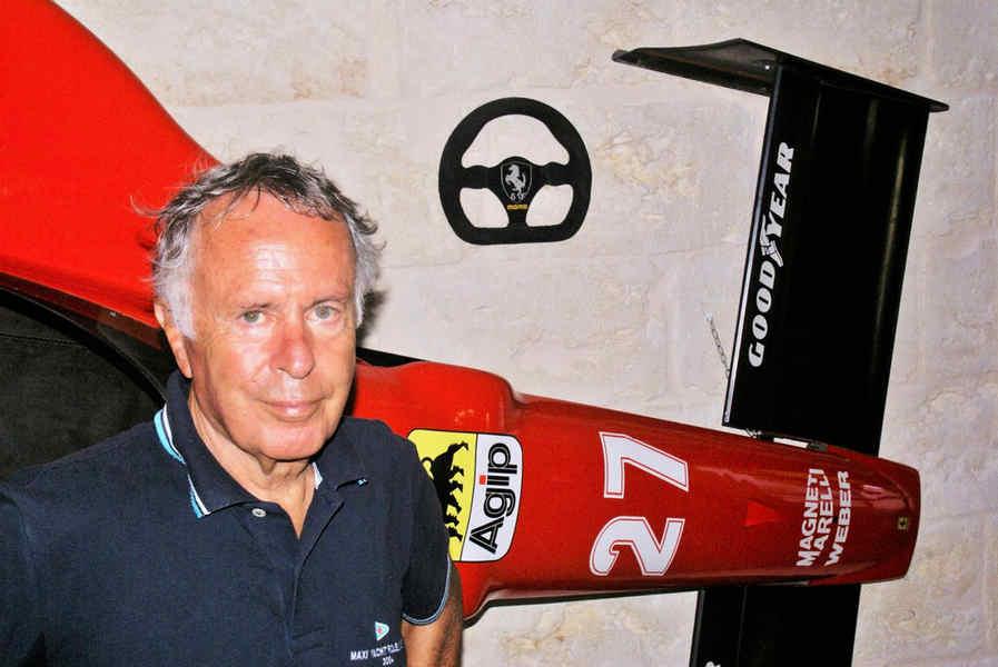 Photo of Lancia Delta gare, ricordi con Cesare Fiorio