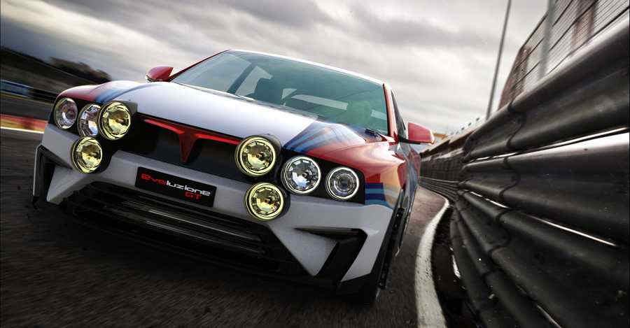 Evoluzione GT Racing