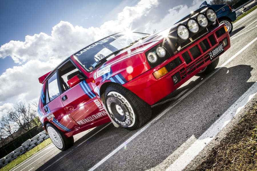 Photo of Lancia Delta, video storie integrali di turbine bomba!
