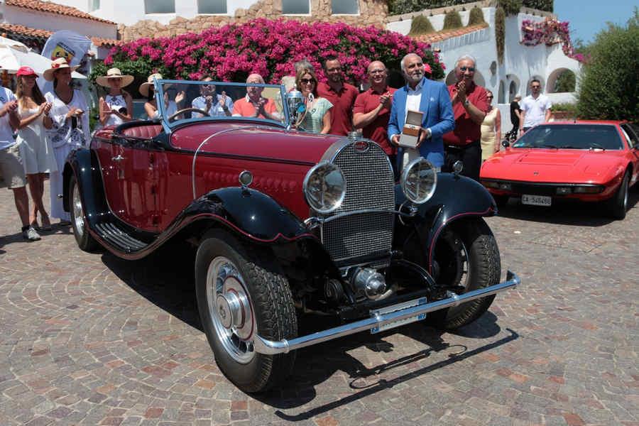Photo of Auto d'epoca a Poltu Quatu Classic