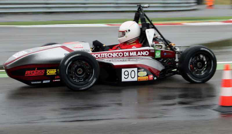 Photo of Face2Face With FCA piloti Formula SAE a Balocco