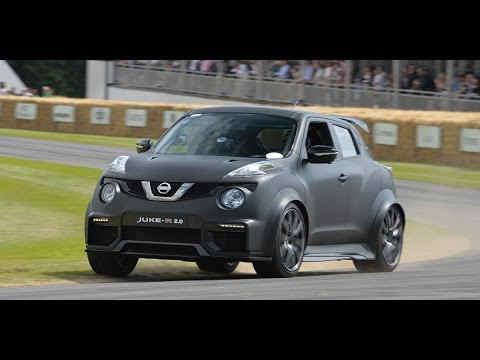 Photo of Nissan Juke R 2.0 2015