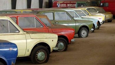 Photo of AUTOSTORICHE Abbandonate FIAT NUOVE