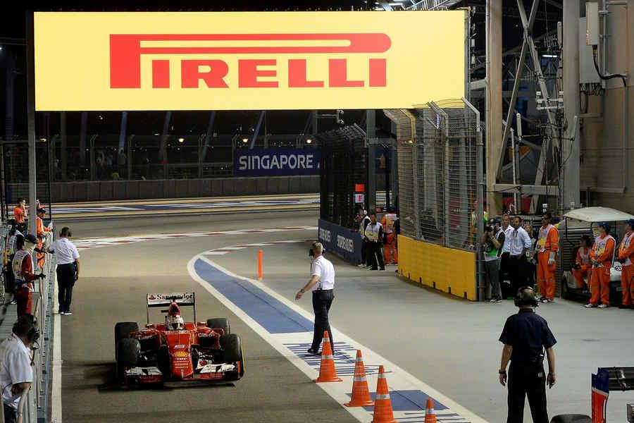 GP SINGAPORE F1 2015 - ©FOTO STUDIO COLOMBO