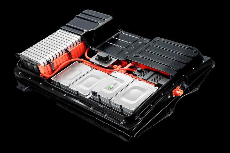 Batteria Nissan Leaf prima serie