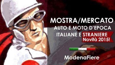 Photo of AUTO E MOTO D'EPOCA, MODENA MOTOR GALLERY