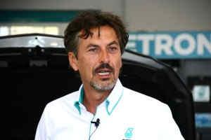 Giuseppe D'Arrigo, Direttore Generale del Gruppo e Amministratore Delegato di Petronas Lubricants International