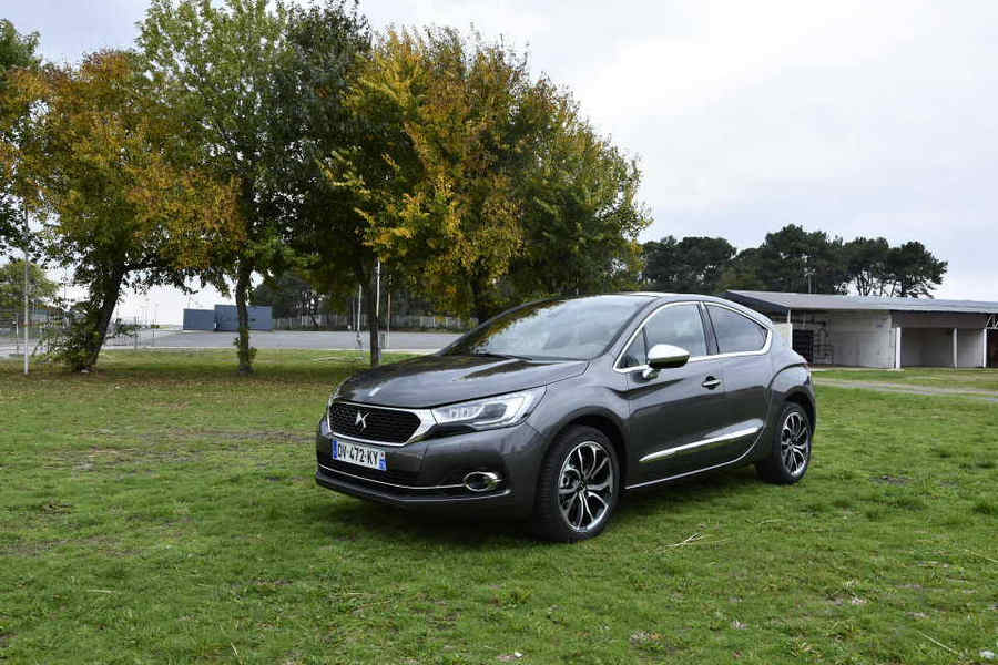 Photo of DS DS4 PRESS LAUNCH