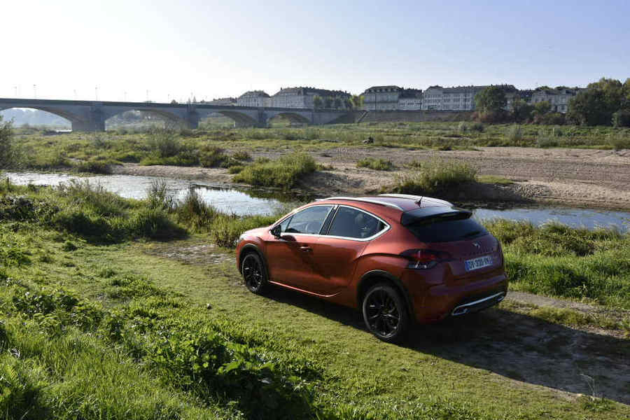 Photo of NUOVE DS DS4 & DS4 CROSSBACK