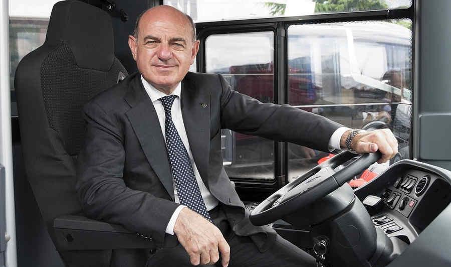 Franco Fenoglio, Presidente e Amministratore Delegato di Italscania