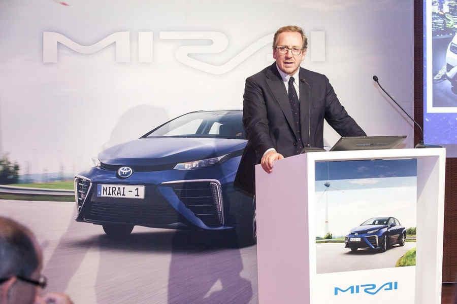 Andrea Carlucci nuovo capo Toyota del Marketing e dello Sviluppo Prodotto Europeo