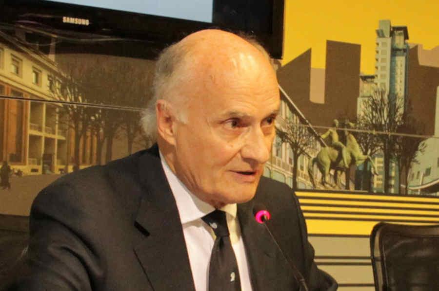 Giuseppe Gianoglio, ideatore e organizzatore di Automotoretrò