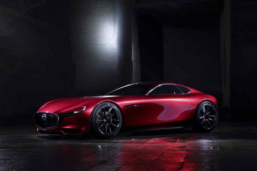 Mazda RX-Vision Concept presentata al Tokyo Motor Show