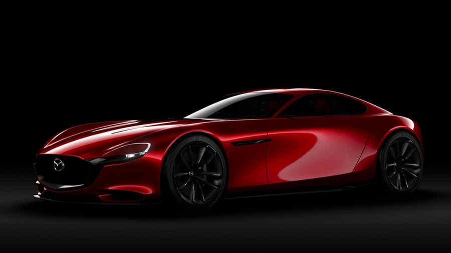 Photo of Mazda RX-Vision Concept al Tokyo Motor Show