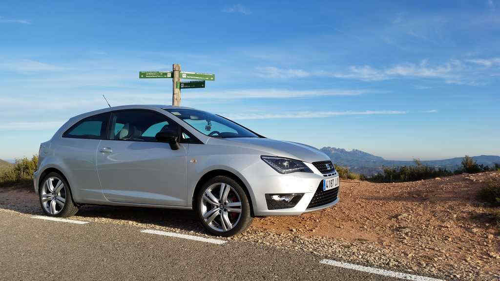 Photo of Nuova Seat Ibiza Cupra 2016 TEST