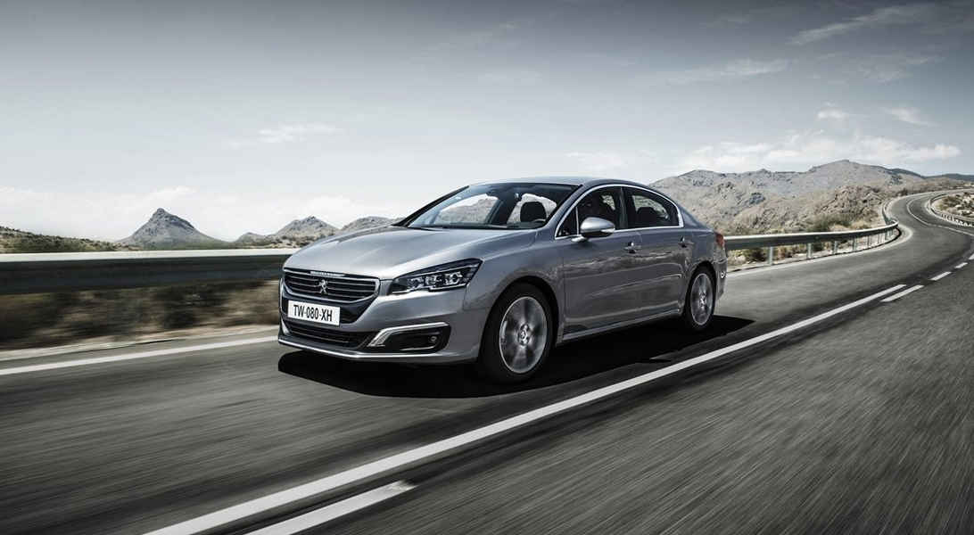 Photo of NUOVA PEUGEOT 508 BERLINA