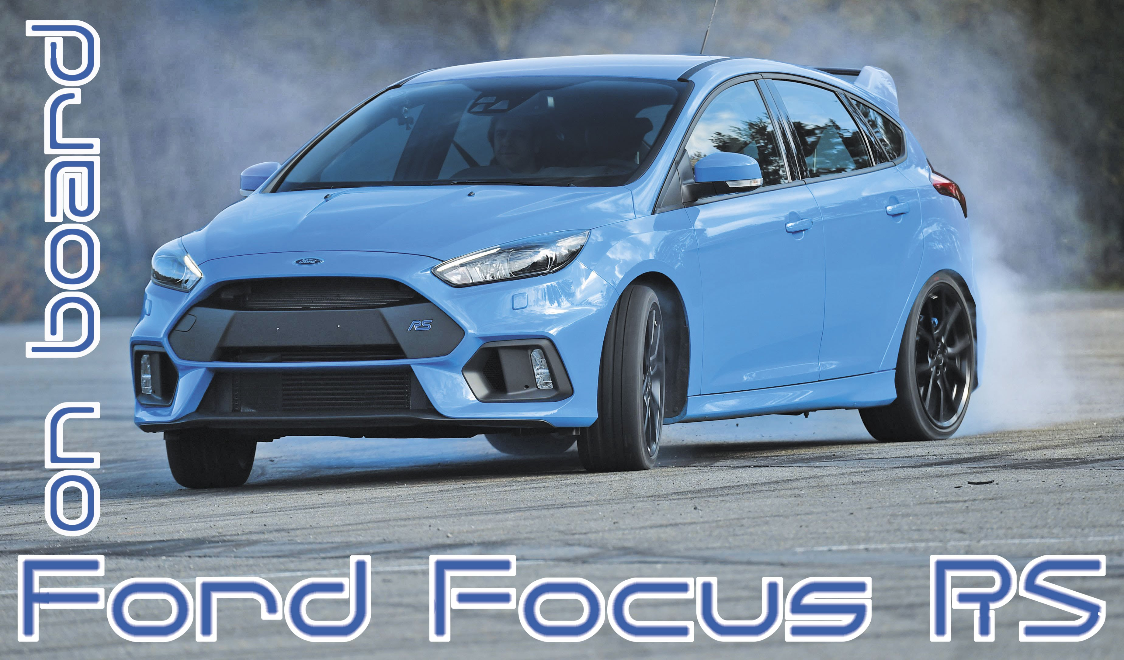 Photo of VIDEO Ford Focus RS 350 2016 DRIFT SOUND