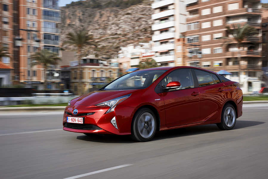 Photo of TOYOTA PRIUS 2016 TEST ANTEPRIMA VALENCIA
