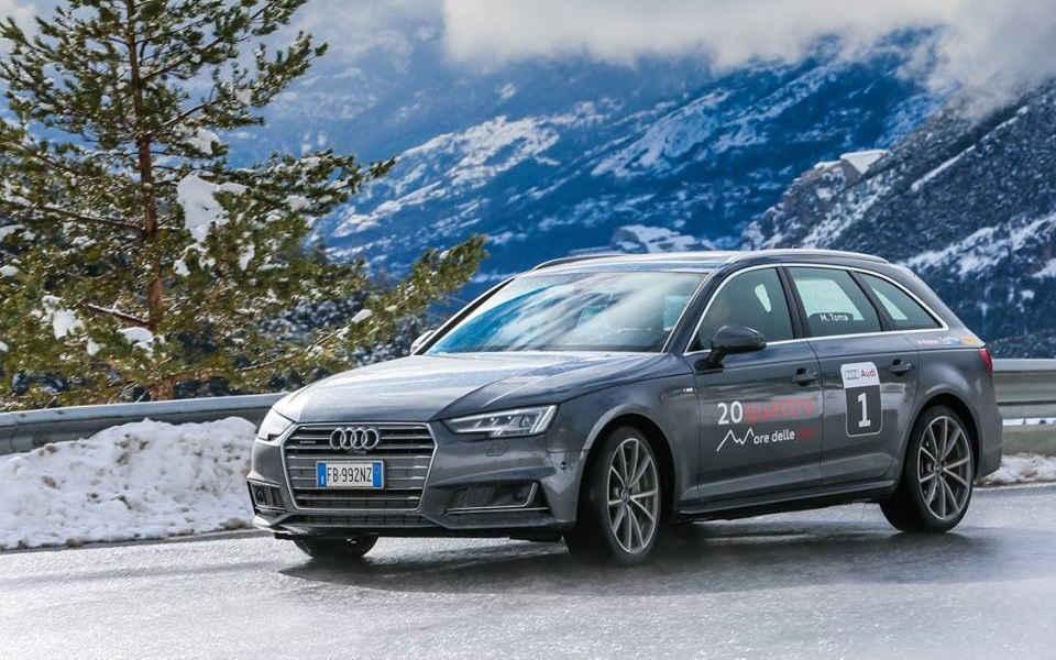 Photo of Audi 20Quattro Ore Delle Alpi 2017