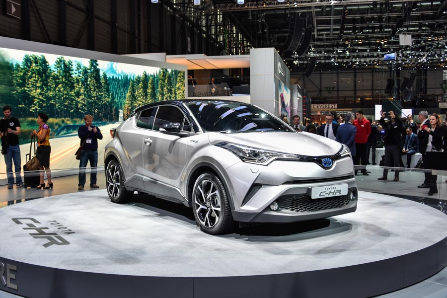 Photo of Al Via La Produzione Del Nuovo Crossover Toyota C-Hr