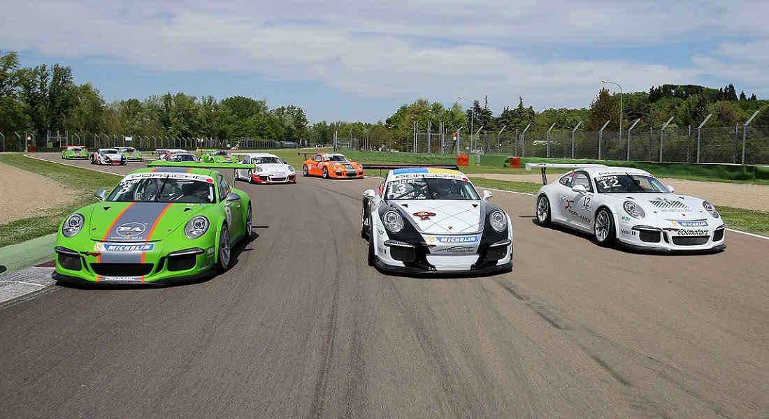 Photo of Carrera Cup Italia Monza