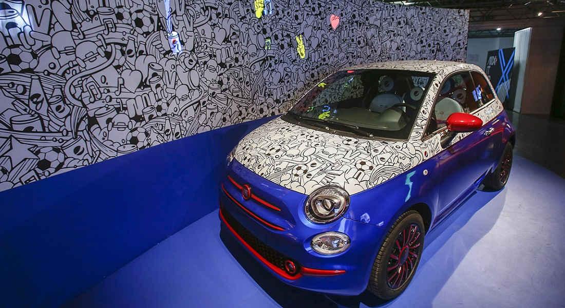 Photo of Fiat 500 Pepsi By Lapo Elkann