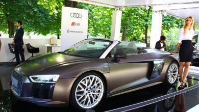 Photo of Audi R8 Spyder Parco Valentino