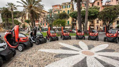 Photo of 14 Renault Twizy Sulla Costa Ligure