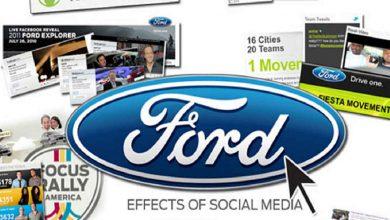 Photo of Ford Workshop Digitalizzazione