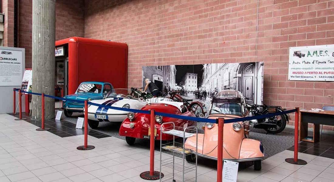 Photo of Modena Motor Gallery 2016 Programma