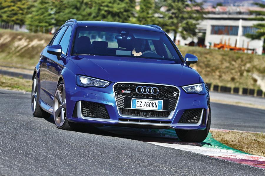 Audi rs3 2016 la prova for Audi rs3 scheda tecnica