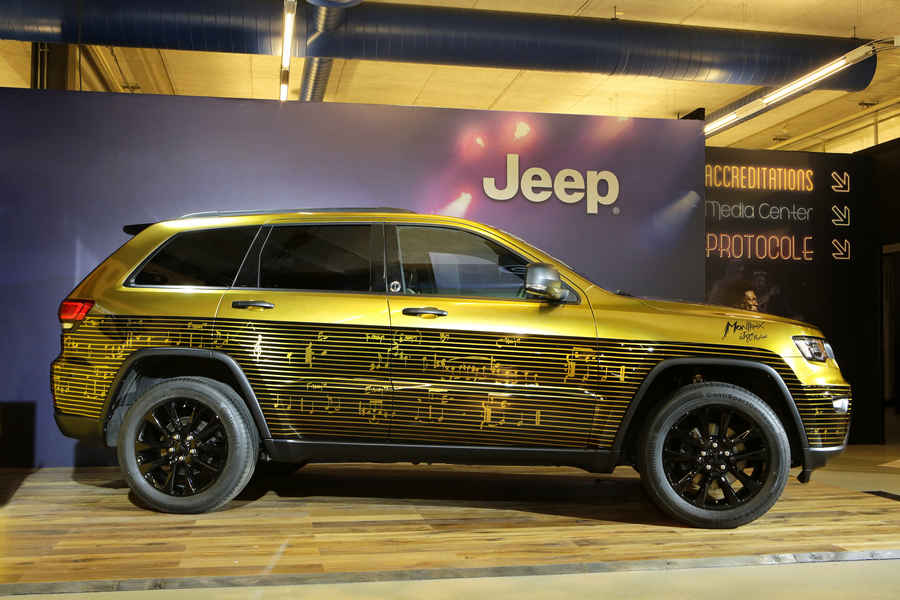 Jeep Grand Cherokee Score