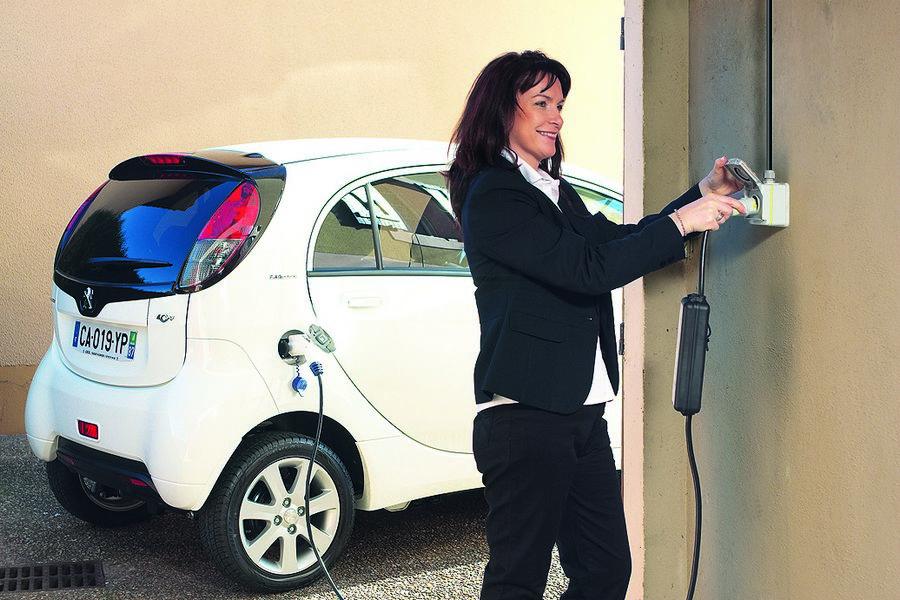 Photo of Psa Progetto Gridmotion Ricarica Auto Elettriche