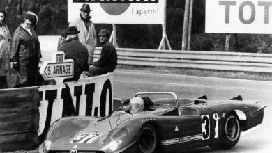 Photo of Alfa Romeo Le Mans Classic 2016