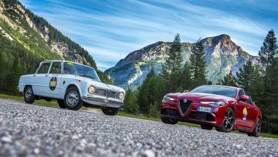 Photo of Alfa Romeo Vince La Coppa D'oro Dolomiti 2016