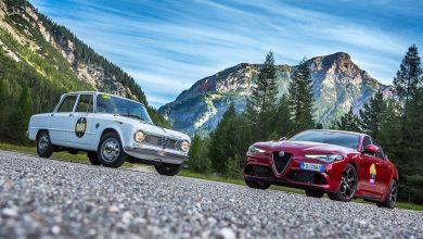 Photo of Alfa Romeo Vince La Coppa D'oro Dolomiti 2016