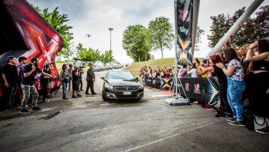 Photo of Peugeot Auto Ufficiale X Factor 2016